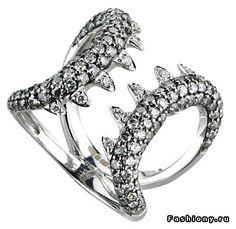 Кольца Stephen Webster / кольцо лис ушки