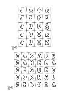 Utilizo estas atividades para encerrar o pacote de atividades de uma letra.   Funciona como uma sondagem.   Depois que a criança constrói ...