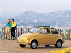 This version of the Fiat 500 charmed the world. Great little car in its day and still sought after today. And it was surprisingly  well constructed for a Fiat of its era.
