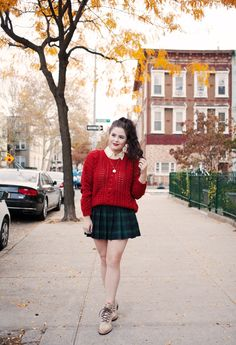 Noelle shares an easy look for this time of the year ft. Larmoni and Crossroads Trading.