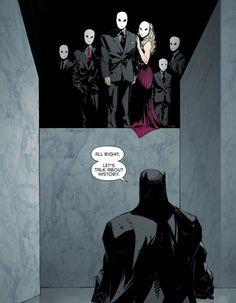 batman endgame court of owls - Google Search