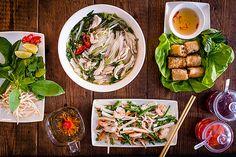 Battersea's Pho, a Vietnamese street food restaurant that's Vietnamese Food Pho, Vietnamese Recipes, Asian Recipes, Ethnic Recipes, Vietnamese Restaurants, Pho Cafe, Pho Restaurant, Bamboo Restaurant, Restaurant Ideas