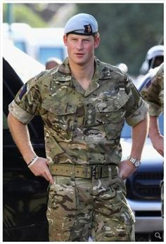 Prince Harry by isaani