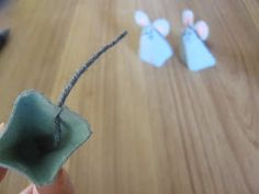 These little egg carton mice are having a lovely time, and when the kids have finished playing with them, t. Glue Sticks, Yellow Painting, Gel Pens, Mice, Body Painting, Crafts For Kids, Eggs, Cakes, Bricolage