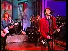 Afghan Whigs - Going to Town on Letterman - YouTube