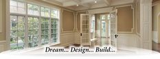 Stanco Construction is your one-call contractor solution for a wide range of home remodeling and professional roofing needs. Glass Shelves Kitchen, Kitchen Cabinetry, Moulding And Millwork, New Toilet, Interior Trim, Wood Trim, Floor Design, Laminate Flooring, Home Remodeling