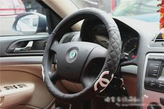 chanel steering wheel cover - Google Search