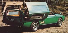 Toyota's 1974 Camper Station Wagon is Not Quite Your Dream Car