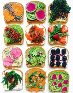 Food Stylist Proves That Toast Is Not Only Delicious, It's Magical