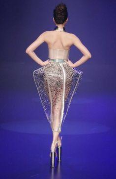 Hong Kong Fashion Week 2011 – Ha Nhat Tien ' Punjapit'