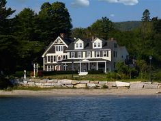 The Spouter Inn in Lincolnville, Maine
