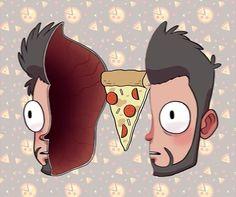 Pizza my man ! Margherita
