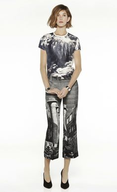 Carven Spring 2011 love these pants!