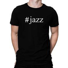 Jazz Hashtag T-Shirt