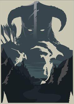 The Elder Scrolls Skyrim Dragonborn Poster Elder Scrolls V Skyrim, The Elder Scrolls, Elder Scrolls Online, Skyrim Wallpaper, Witcher Wallpaper, Video Game Posters, Video Game Art, Video Games, Juegos Offline