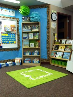How to decorate a classroom for under 25 dollars! Some neat ideas and DIY projects here!