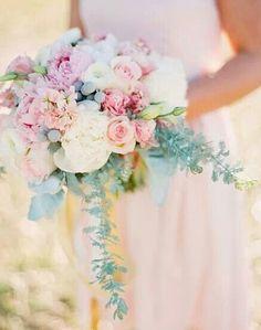 light floral arrangement