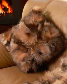 Hover over image to zoom Fur Pillow, Pillows, Fox Fur, Decoration, Crystal, Bedrooms, Warm, Image, Throw Pillows