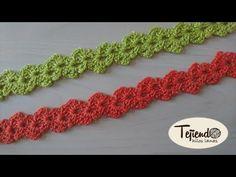 YouTube Crochet Belt, Crochet Lace Edging, Crochet Bracelet, Crochet Doilies, Crochet Flowers, Crochet Stitches, Crochet Patterns, Crochet Symbols, Creative Embroidery