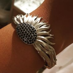 Starting off our Top 10 Pieces of #LUXURYPrive: #10 Ariva's 'Rising Sun' bracelet #SPS