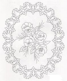 Latest Trend in Paper Embroidery - Craft & Patterns Paper Embroidery, Learn Embroidery, Hand Embroidery Patterns, Embroidery Stitches, Machine Embroidery, Parchment Design, Parchment Cards, Paper Cards, Colouring Pages