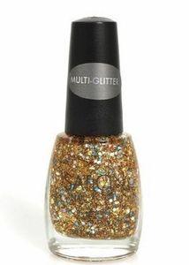 Sation Twinkle, Twinkle Big Star Multi-Glitter Nail Polish 3017