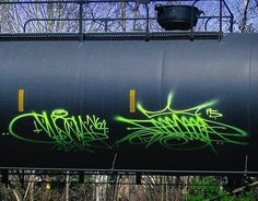 by Ekser (@3ks3r) and Feeceez (@feeceez). #ekser #feeceez #handstyle #graffiti //follow @handstyler on Instagram
