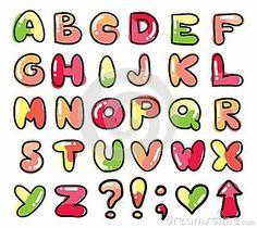 Alphabet   Funny                                                                          by Redcollegiya