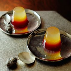 Discover our Zoom Jellies recipe by Sybil Kapoor on HOUSE by House & Garden. These pretty striped jellies are a refreshing way to end a meal.