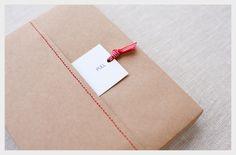 "SHIMTOKK stitched ""PULL"" package"