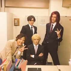 Stage Play, Japanese, Fictional Characters, Japanese Language