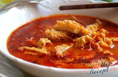 Klasika je klasika. Máte rádi dršťkovou polévku?