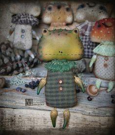 437 отметок «Нравится», 14 комментариев — Inna  Romanchenko (@mandragora_root) в Instagram: «Лягуха , 15 см .Бронь #мандрагоринычудовища #мандрагораарт #звери #щекастые #грунтованныйтекстиль…» Instagram Posts, Handmade, Animals, Hand Made, Animales, Animaux, Animal, Animais, Dieren