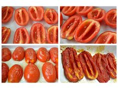 Receita de tomate seco caseiro Veggie Recipes Healthy, Raw Food Recipes, Cooking Recipes, Food L, Good Food, Clean Eating For Beginners, Portuguese Recipes, My Favorite Food, Food Hacks
