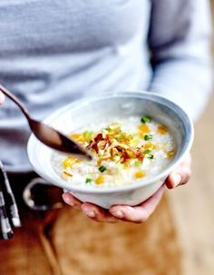Asian Recipes, Ethnic Recipes, Cheeseburger Chowder, Yummy Food, Vegan, Cooking, Breakfast, Healthy, Kitchen