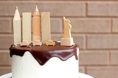 nyc party cake