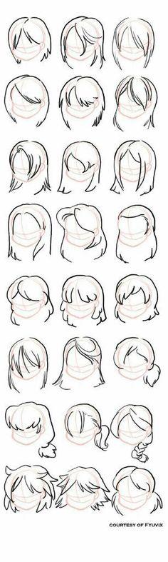 Diseño de pelos