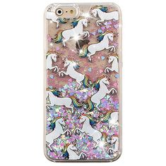 Unicorn Glitter iPhone Case  | VelvetCaviar.com