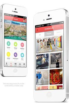 3iphone #app #design #barcelona