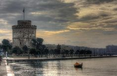 seaside-White Tower