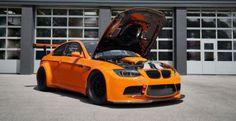 Представлена экстремальная версия авто BMW M3 http://actualnews.org/avto/172982-predstavlena-ekstremalnaya-versiya-avto-bmw-m3.html  BMW M3 получил экстремальную версию, авторами которой стали специалисты немецкого автоателье G-Power. Новый проект был показан как автомобиль под названием G-Power M3 GT2 S Hurricane.