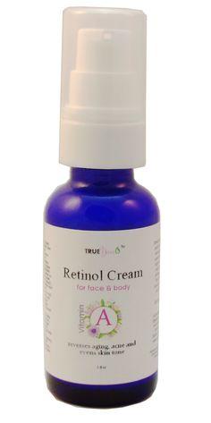 Best Retinol Cream! No Parabens, Organic & Good for your Skin!
