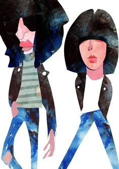 Illustration by NICK OLIVER