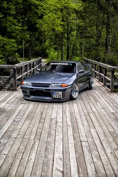 Project R32 GTR – Continued