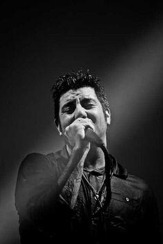 Chino Moreno of Deftones #TeamDEFTONES #DEFTONES