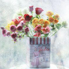 roses are by bebefromtheblock on DeviantArt