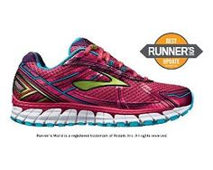 Womens Brooks Adrenaline GTS 15 Running Shoe - my new kicks! A big change from 4 years of NB 890s