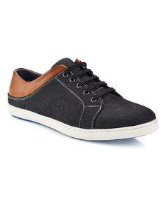 Black & Tan Sneaker
