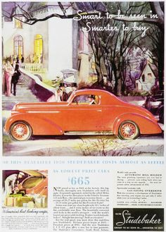 Vintage Car Advertisements of the 1930s (Page 6)