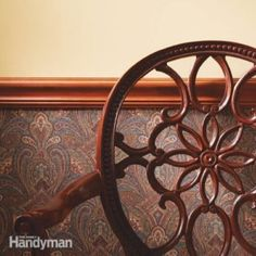 How to Install Craftsman Window Trim and Craftsman Door Casing - - Stylish Arts-and-Crafts woodwork built up from simple oak boards. Picture Rail Molding, Chair Rail Molding, Base Moulding, Wood Molding, Crown Moldings, Mdf Trim, Baseboard Trim, Window Casing, Door Casing